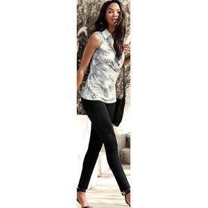 Cabi 5174 Black Pencil Trousers l Size 6